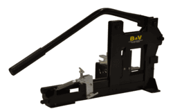 B&V Hard stone cutter, type 4501