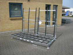 L - folding rack standard size Large