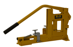 B&V Hard stone cutter, type 2801