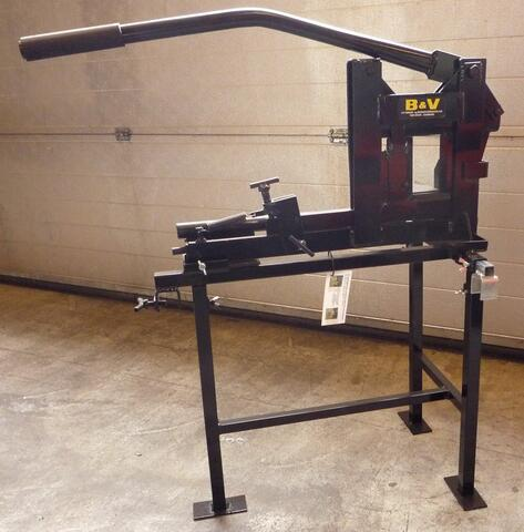 B&V Cutter Stand for Hard stone cutter 4501, type 402