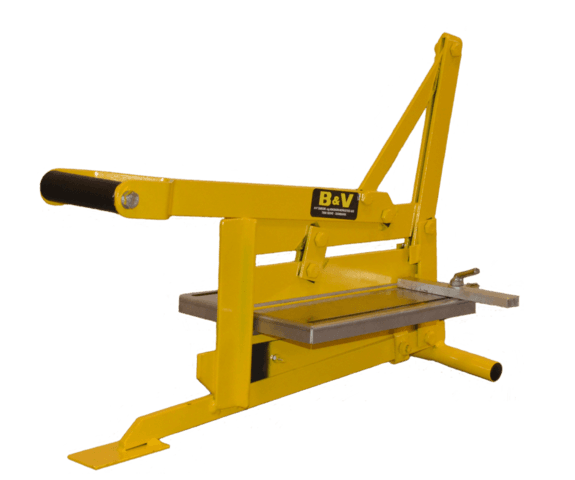 B&V Fiber Cement Siding Cutter, type 1001